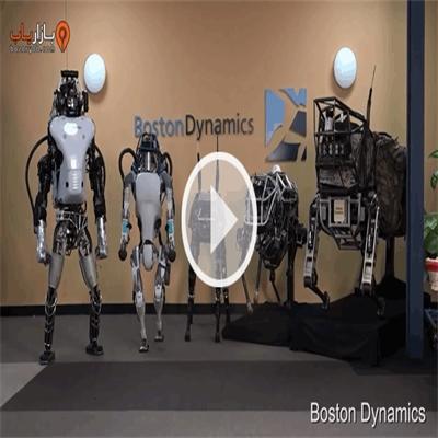 اطلس یک ربات انساننمای چابک