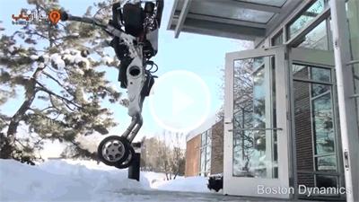 ربات تحقیقاتی جدید به نام Handle