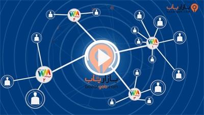 معرفی پنل فروشگاهی و وبمارک در بازاریاب